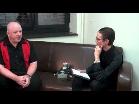Interview with Ronan Harris from VNV Nation // KulturBunt Talk