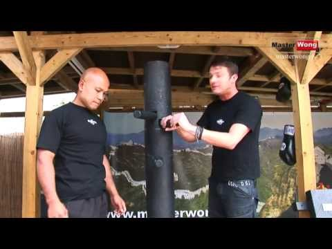 Immortal Wing Chun dummy - review