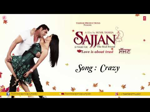 Watch Crazy Song (Audio) KSMakhan & Simran Sachdeva || Sajjan Movie