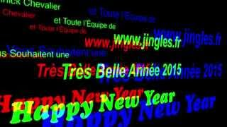 Yannick Chevalier - jingles.fr - Happy 2015