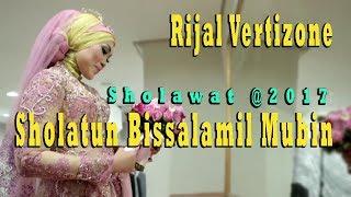 Rijal Vertizone Sholatun Bissalamil Mubin - subhanallah banget.. penyejuk hati..