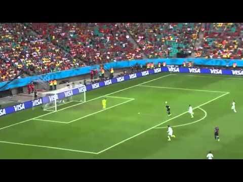 Robin van Persie, FIFA 2014  Nederland   Spanje   nederland spanje