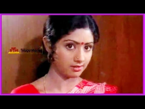 Kamal Haasan & Sridevi Lovely Scene - In Akali Rajyam Telugu Movie video