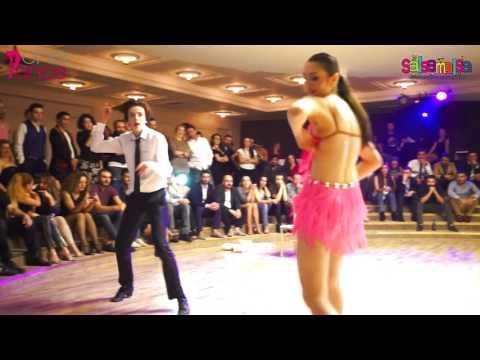 Deniz & Anastasya Dance Performance - Noche De Rumba by One Dance