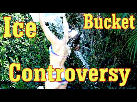 ALS ICE BUCKET CHALLENGE CONTROVERSY | Olga Kay