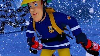 Brandweerman Sam Nederlands Nieuwe Afleveringen 🔥 Modelvliegtuig - Sneeuwstorm 🚒 Kinderfilms