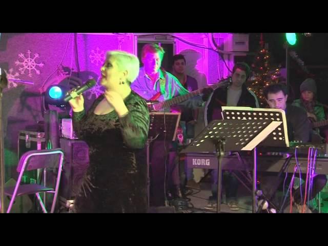 Monica Anghel - Unchain My Heart (LIVE in Garajul Europa FM)