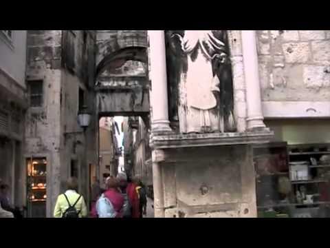 An Introductory Walk Around Fabulous Split, Croatia