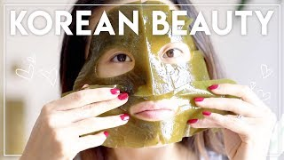 TOP WEIRD K-Beauty Products YOU NEED TO TRY! | Jen Chae