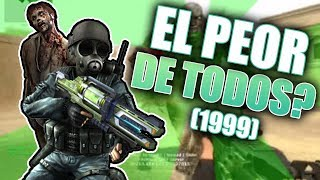 ¿Que tan malo fue COUNTER STRIKE ZOMBIES?