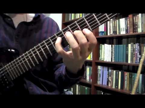 Jazz Chord Voicings Lesson #1 - II V I Idea In Bb