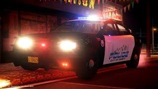 GTA 4: LCPDFR 1.1 (Ep. #8) - Car Bomb + MP5 Shootout