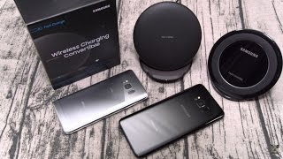 Samsung Fast Wireless Charging Stand/Pad (Newest Version)
