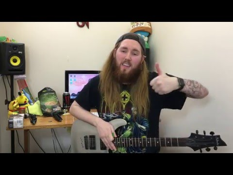 Lesson Guitar - Palm Muting 80s Metal