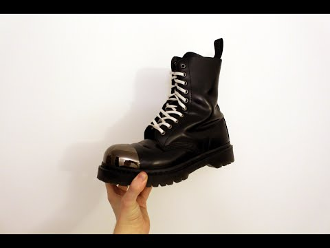 Finding the Perfect Boot: Shopping with Dr. Martens | Gallucks
