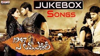 download lagu 1947 A Love Story Telugu Movie Songs Jukebox  gratis