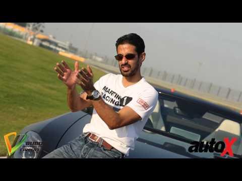 Mercedes-Benz SLS AMG Roadster Video Review (India)