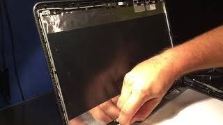 Laptop screen replacement / How to replace laptop screen on HP Omen