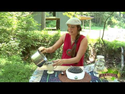 Shoshanna's Kitchen - Episode 22 - Rise and Shine Tea