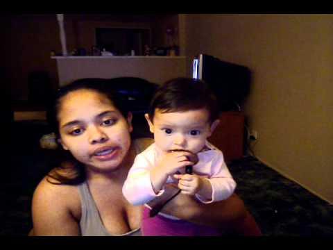El Desarrollo de mi Bebe (8 meses y 4 semanas)-Follow up of my baby, 8 months and 4 weeks