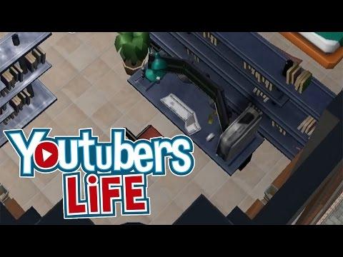 Komputer Rusak Mulu?! - Youtubers Life (Indonesia)