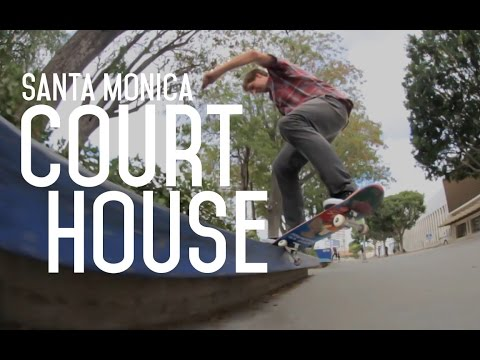 Santa Monica Courthouse Montage 2015