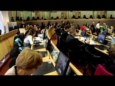 INVESTING IN EUROPE'S REGIONS AND CITIES Conference, Committee of the Regions (13/05/13)