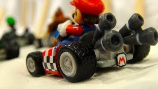 The Ultimate Mario Kart Race