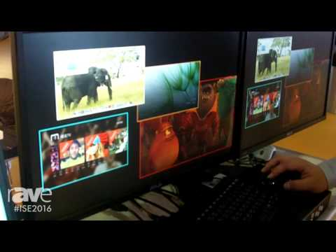 ISE 2016: Uniclass Technology Demonstrates Functionality of Multiviewer
