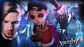 JUST WHEN YOU THOUGHT YOU'D ESCAPED.. || Identity V (Dead By Daylight-Type Mobile Game)