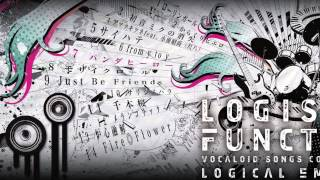 「LOGISTIC FUNCTION」クロスフェード【logical emotion】