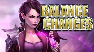 Balance Changes for Eternal Card Game [Eternal Card Game]