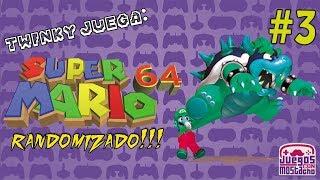 Twinky juega - Super Mario 64 RANDOMIZADO - Parte 03