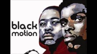 Black Motion feat. Candy - Manghoro (Original)