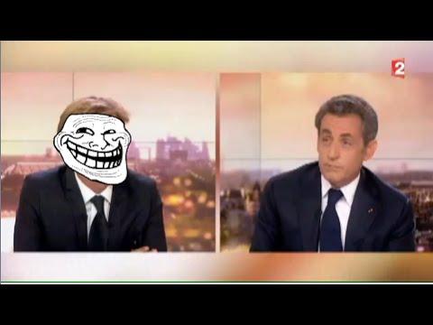 Nicolas Sarkozy sur France 2 le 21/09/2014 : l'interview résumée, commentée et détournée !