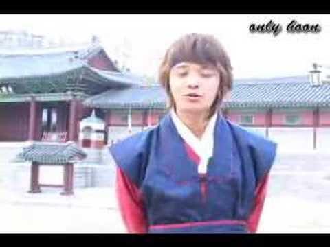 Kim jung hoon interview