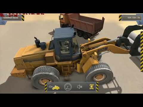 Bau-Simulator 2012 Gameplay