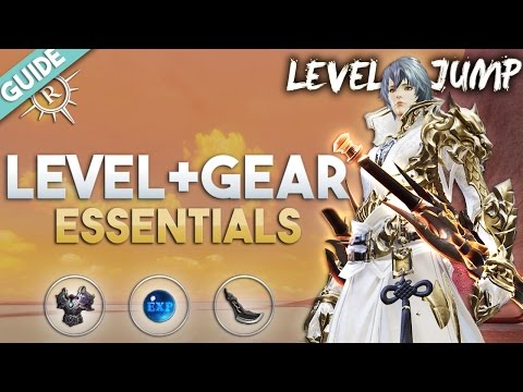 Revelation Online   Leveling and Gearing Essentials Explained (Beginners Guide)
