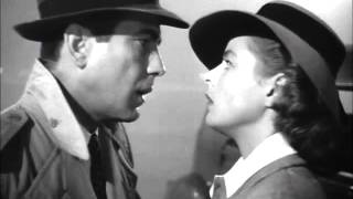 """""""Here's looking at you kid"""" – Casablanca 1942"""