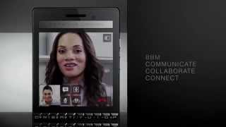 Новый BlackBerry P