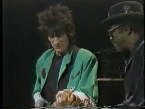 Who Do You Love? / Bo Diddley&Ron Wood