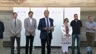 Comunicado de la Universidad de Alcalá ante la crisis climática