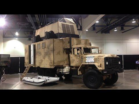 Plan B Supply - 6 wheel drive expedition RV
