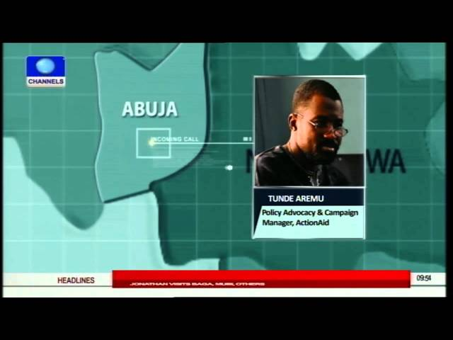 Sunrise Focuses On The Fight Against Corruption In Nigeria Pt 4