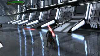 Star Wars: The Force Unleashed - PC Gameplay Max Settings [Full HD]