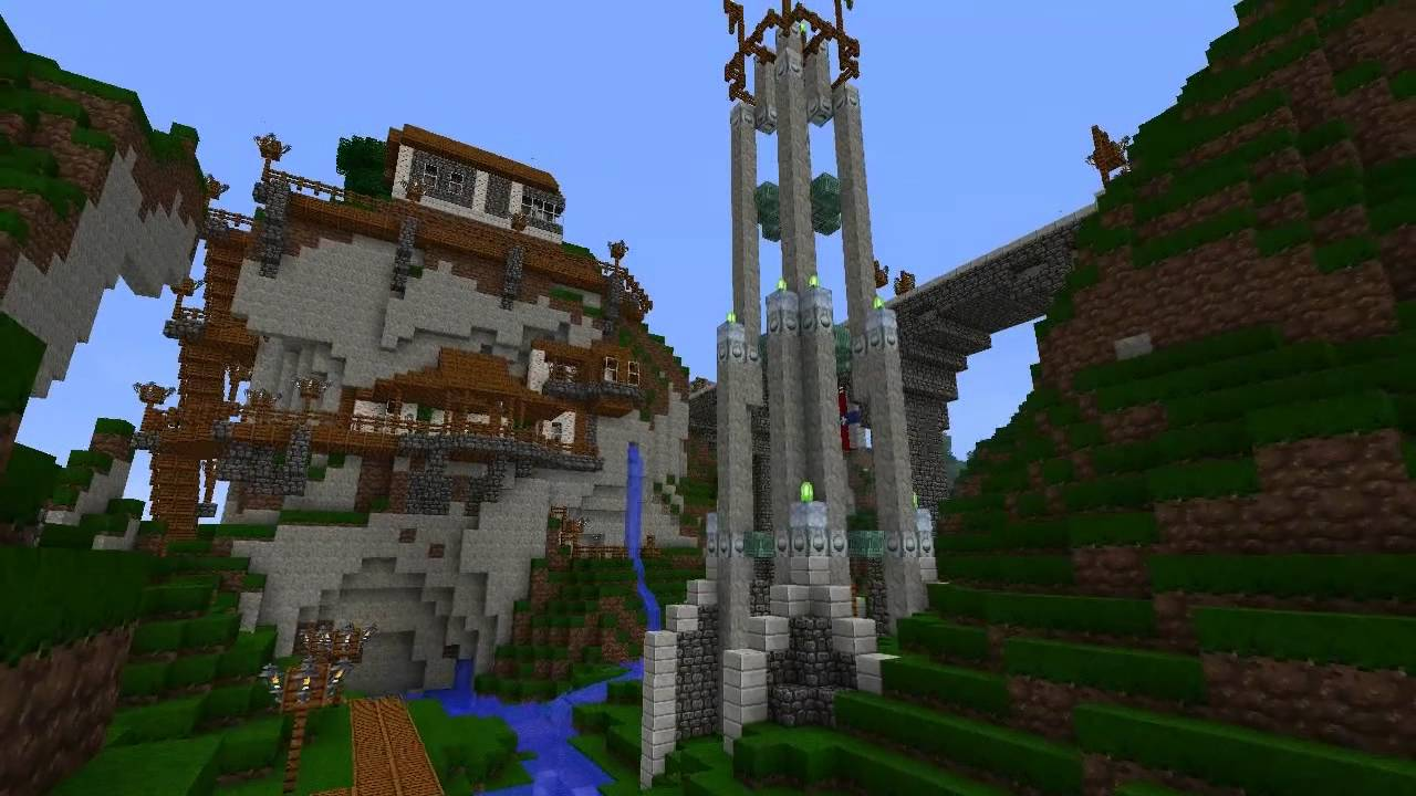 How To Build A Medieval Dead Statue In Minecraft