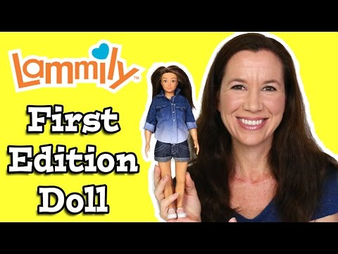 Lammily Doll - Exclusive First Edition