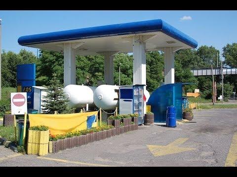 Эксперт рассказал, почему дорожает газ на заправках