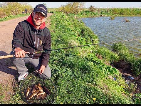 бюджетный фидер рыбалка за 3 000 р часть 2