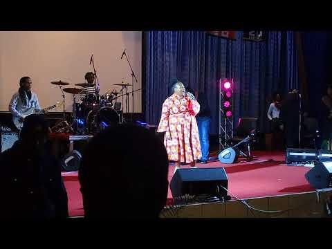 zaza-ngena, live at the university of limpopo